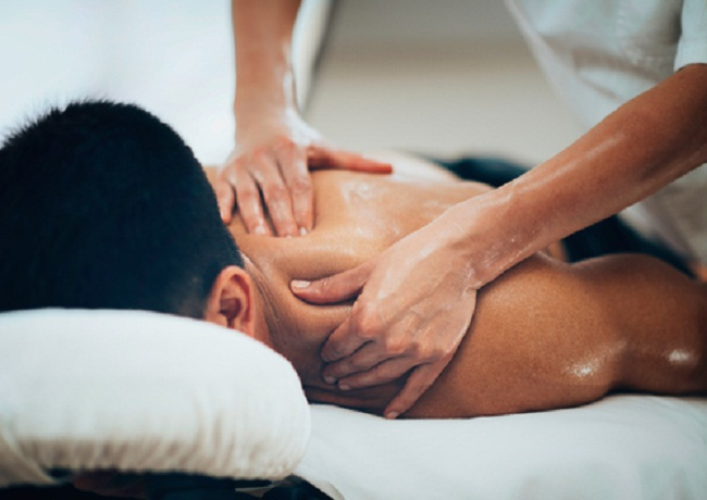 Massage Service Dubai